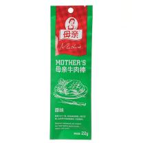 母亲 牛肉棒 原味 22g/根 12根/袋