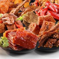 良品铺子 肉肉零食大礼包 肉干肉脯纯肉零食 1589g/箱
