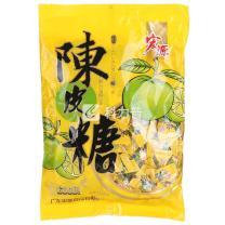 宏源 陈皮糖 355g/袋  24袋/箱