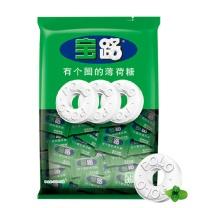 雀巢 Nestle 宝路糖 750g/袋  6袋/箱 (薄荷味)