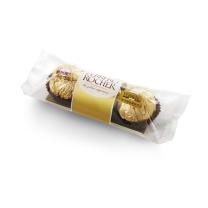 费列罗 费列罗榛果威化巧克力 3粒/条 16条/盒6盒/箱