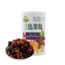 即品 台湾三色果干 葡萄干/蔓越莓干 212g