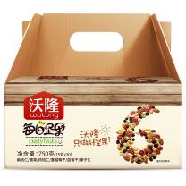 沃隆 每日坚果A成人款 (扁桃仁、腰果、核桃仁、蔓越莓干、蓝莓干、榛子仁) 25g*30包/盒
