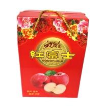 红富士 苹果 6斤装  新鲜水果 礼盒装