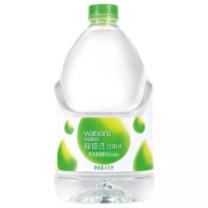 屈臣氏 watsons 蒸馏水 4.5L/瓶  4瓶/箱 (绿色包装)