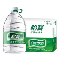 怡宝 Cestbon 纯净水 4.5升 4桶/箱 按箱销售