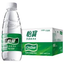 怡宝 Cestbon 纯净水 350ml 24瓶/箱 按箱销售