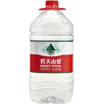 农夫山泉 纯净水 4L/桶  6桶/箱