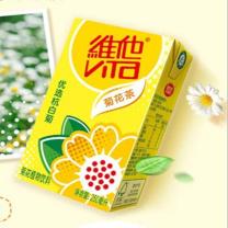 维他 Vita 维他菊花茶 250ml/盒 24盒/箱
