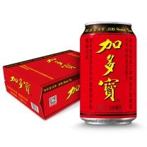 加多宝 JDB 凉茶(红罐) 310ml*24罐/箱