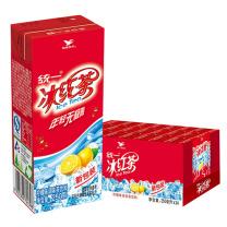 统一 冰红茶 250ml/盒  24盒/箱