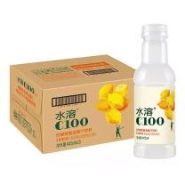 农夫山泉 水溶C100柠檬味 445ml*15 445ml*15瓶