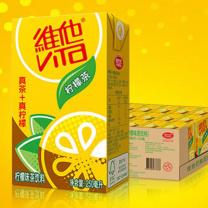 维他 Vita 维他柠檬茶 250ml/盒  24盒/箱