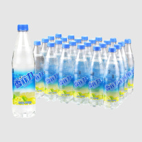 雪菲力 盐汽水600ml*24瓶/箱箱(柠檬味)  (仅供江浙沪皖)