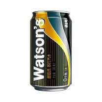屈臣氏 watsons 苏打汽水 330ml/罐  24罐/箱