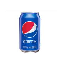 百事 可乐 330ml/罐  24罐/箱