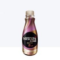 雀巢 Nestle 丝滑摩卡口味即饮咖啡饮料 268ml*15瓶