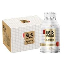 农夫山泉 炭仌咖啡 无蔗糖拿铁 即饮咖啡饮料 270ml*6瓶