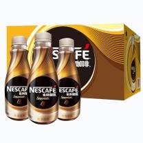 雀巢 Nestle 咖啡 268ml/瓶 15瓶/箱  (丝滑拿铁)