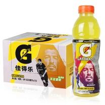 百事可乐 PEPSI 佳得乐运动饮料600ml*15瓶整箱(柠檬味)