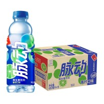 脉动 维生素饮料 600ml/瓶  15瓶/箱 (青柠口味)