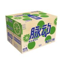 脉动 青柠口味 维生素饮料 1L*12