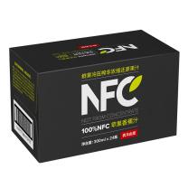 农夫山泉NFC苹果香蕉汁300ml*24瓶/箱