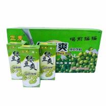 正麦绿豆爽绿豆沙 250ml*24盒/箱