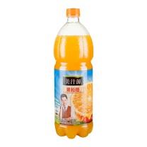 可口可乐 Coca'Cola 美汁源 果粒橙 1.25L/瓶  12瓶/箱