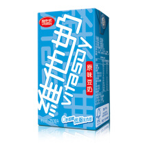 维他奶 维他原味豆奶 250ml/盒  24盒/箱