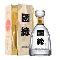 今世缘 国缘四开 500ml  4瓶/箱 浓香型(中国江苏)