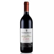 芬格富 庄园西拉干红 750ml (白标) 6瓶/箱 澳大利亚