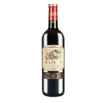 玛泽尔 法国原瓶进口干红葡萄酒 42-82 750ml (紫红色) 6瓶/箱 法国