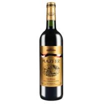 玛泽尔 法国原瓶进口干红葡萄酒 42-83 750ml (紫红色) 6瓶/箱 法国