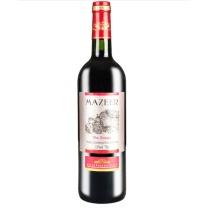 玛泽尔 法国原瓶进口干红葡萄酒 42-84 750ml (紫红色) 6瓶/箱 法国