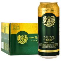 青岛啤酒奥古特12度500ml*12听整箱