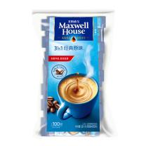 麦斯威尔 Maxwell House 三合一原味 13g/条,100条/袋