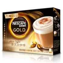 雀巢 Nestle 臻享白咖啡 速溶冲调饮品 29g/条,12条/盒