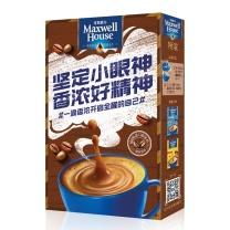 麦斯威尔 Maxwell House 特浓速溶咖啡 13g/条,7条/盒  (新老包装交替发货)