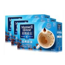 麦斯威尔 Maxwell House 三合一速溶咖啡  42条/盒 (原味8盒/箱)