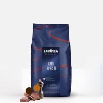 乐维萨 LAVAZZA 咖啡豆 1000g (意式特浓) 1000g  6袋/箱 乐维萨别名拉瓦萨(新老包装交替发货)