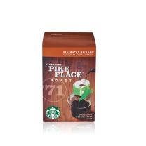 星巴克 便携式滴滤咖啡挂耳咖啡 派克市场(6支装)