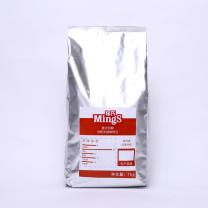 铭氏 意式特醇型拼配浓缩咖啡豆 银色包装 1KG