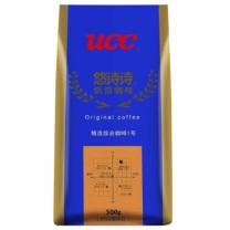 悠诗诗 UCC 精选综合咖啡豆 1号 500g/袋 12袋/箱