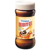雀巢 Nestle 咖啡奶茶伴侣 植脂末 奶精粉 100g/瓶,24瓶/箱