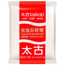太古 taikoo 白砂糖 优级 1kg/袋  20袋/箱