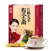 寿全斋 红糖姜茶120g/盒 18盒/箱 120g/盒 18盒/箱