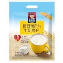 桂格 醇香燕麦片牛奶高钙 27g*20包/盒