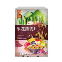 中粮 COFCO 悠采 果蔬燕麦片 水果麦片 480g