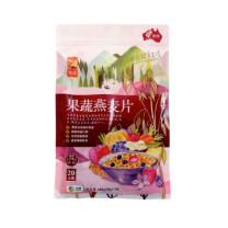 中粮 COFCO 悠采 果蔬燕麦片 水果麦片 30g*20包/袋